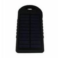 Carregador Solar Para Celular, Bateria Universal Portátil