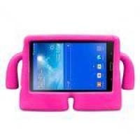 Capa Infantil Bonequinho Iguy Para Tablet Samsung Galaxy Tab3 7