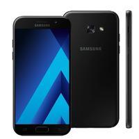 Smartphone Samsung Galaxy A5 2017 Duos SM-A520F/DS Desbloqueado GSM Dual Chip 32GB Android 6.0