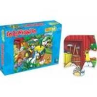 Quebra-Cabeça Gigante Fazendinha - Abc Brinquedos