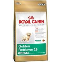 Ração Breed Health Nutrition Royal Canin Golden Retriver 29 Junior 12Kg