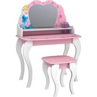 Penteadeira Pura Magia Princesas Disney Star Rosa