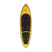 Prancha Fm Surf Stand Up Paddle Remada Sunset