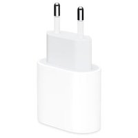 Carregador USB-C de 20W para iPad Pro e iPhone Branco - Apple -  MHJG3BZ/A