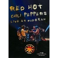 Red Hot Chili Peppers Live At Budokan - Dvd Rock