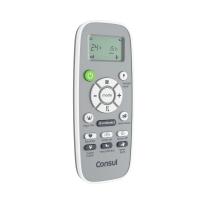 Ar condicionado Split Consul inverter CBJ22EBBCJ 22000 Btus Quente e Frio Branco 220V