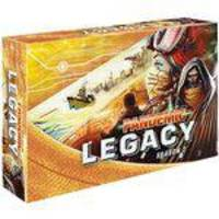 Jogo de Tabuleiro - Pandemic Legacy 2° Temporada - Yellow/Amarelo - Devir