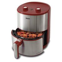 Fritadeira Philco Air Fry Redstone PFR10VI 3,2 Litros Inox