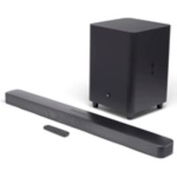 JBL Bar 5.1 Surround Soundbar com Subwoofer 10 325W Bivolt Sem Fio HDMI
