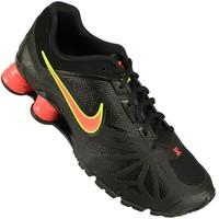 45b3d89f0d0c4 Tênis Nike Shox Turbo 14 Masculino Preto e Laranja