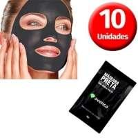 Avenca Kit Máscara Preta Removedora De Cravos 10 Unidades