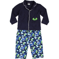 Pijama Disney By Fefa Mickey Azul