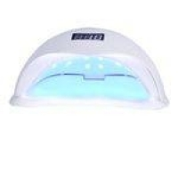 Cabine Sun5 Led Uv 48w Digital Sensor Estufa Forno Unhas Gel