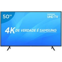 Smart TV LED 50 Samsung 4K/Ultra HD NU7100 Tizen Conversor Digital