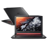 """Notebook Gamer Acer Aspire Nitro 5 AN515-51-77FH i7-7700HQ 8GB 1TB 2.8GHz Full HD 15.6"""" Windows 10 Preto"""