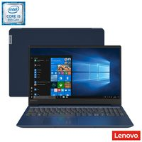 "Notebook Lenovo Ideapad 330S 81JN0000BR Intel Core i5-8250U 8GB 1TB 14"" Windows 10 Azul"