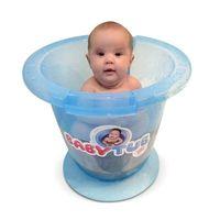 Banheira Babytub de 0 à 6 Meses Azul Baby Tub