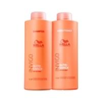 Kit Shampoo E Condicionador Invigo Nutri-Enrich Wella