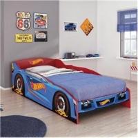 Cama Pura Magia Hot Wheels Plus 5A Vermelho Mattel