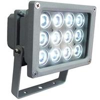 Refletor de Led Key West DNI 6057 com 12 Led´s Brancos