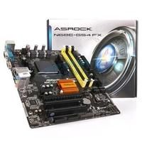 Placa Mãe Amd Am3 Asrock N68 Gs4 Fx Ddr3