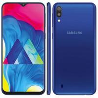 Smartphone Samsung Galaxy M10 SM-M105F Desbloqueado Dual Chip 16GB 6.2 Android 8.1 Azul