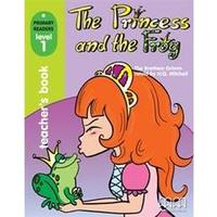 The Princess And The Frog Level 1 Teacher's Book With CD-ROM