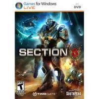 Jogo p/ PC NC Games Section 8