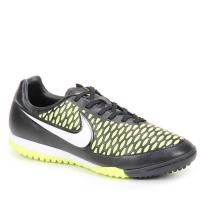 Chuteira Society Nike Magista Onda Tf Preto e Branco Tamanho 39 ... 0ecef121899cc