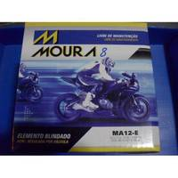 Bateria Moura Ma12 ei Ytx14bs Bmw Harley Iron Sportster 883