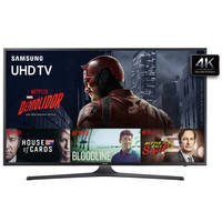 Smart TV 40 Ultra Hd 4k Samsung UN40KU6000GXZD Wifi Conversor Digital