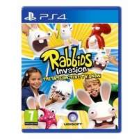 Game Rabbids Invasion Playstation 4
