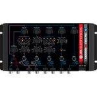 Crossover Digital JFA 5 Vias X5 Bass Pro Para Som Automotivo