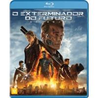 O Exterminador do Futuro - Gênesis Blu-Ray - Multi-Região / Reg.4