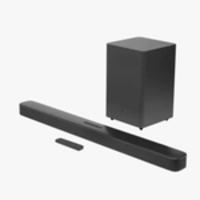 Soundbar Jbl Bar 2.1 Deep Bass 206w Rms Cinema Sound