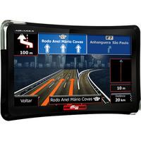 GPS Guia Quatro Rodas MTC4760 e Câmera de Ré