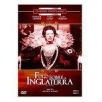DVD Fogo Sobre A Inglaterra - William Kovarik