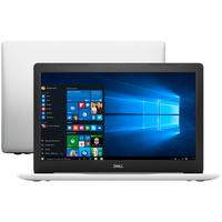 Notebook Dell Inspiron I15-5570-B40C Intel Core i7 8GB (AMD Radeon 530 com 4GB) 2TB Tela 15,6 Windows 10 - Prata
