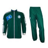 Agasalho Adidas Palmeiras Viagem Masculino Verde Tam M  f2110436559eb