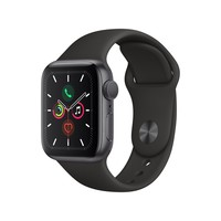Apple Watch Series 5 40mm Gps Integrado Wi fi Pulseira Esportiva 32gb MWV82BZ/A