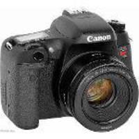 Câmera Digital Canon DSLR EOS Rebel T6s 24.2 MP com Lente 18-135mm Preta + Cartão 32GB + Estojo