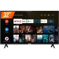 Smart TV Led 32'' HD Tcl 32S6500S Wi-Fi