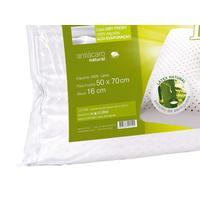 Travesseiro Duoflex Real Latex Natura 50x70cm