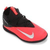 Chuteira Futsal Infantil Nike Phantom Vision 2 Club DF IC