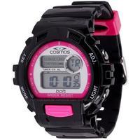 Relógio Cosmos OS41379K Feminino Digital