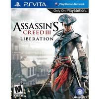 Assassins Creed Iii Liberation Psvita Sony