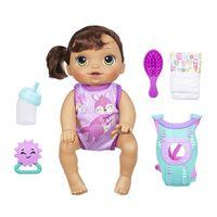 dfcc258146 Boneca Hasbro Baby Alive Morena Hora Passeio - Preços com até 10% de ...