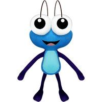 Pelúcia Bob Zoom Long Jump Azul
