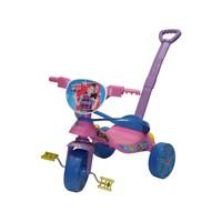 Triciclo Infantil Com Empurador Biemme Carinha De Anjo