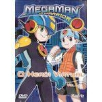 DVD Megaman - O Herói Virtual - Volume 1